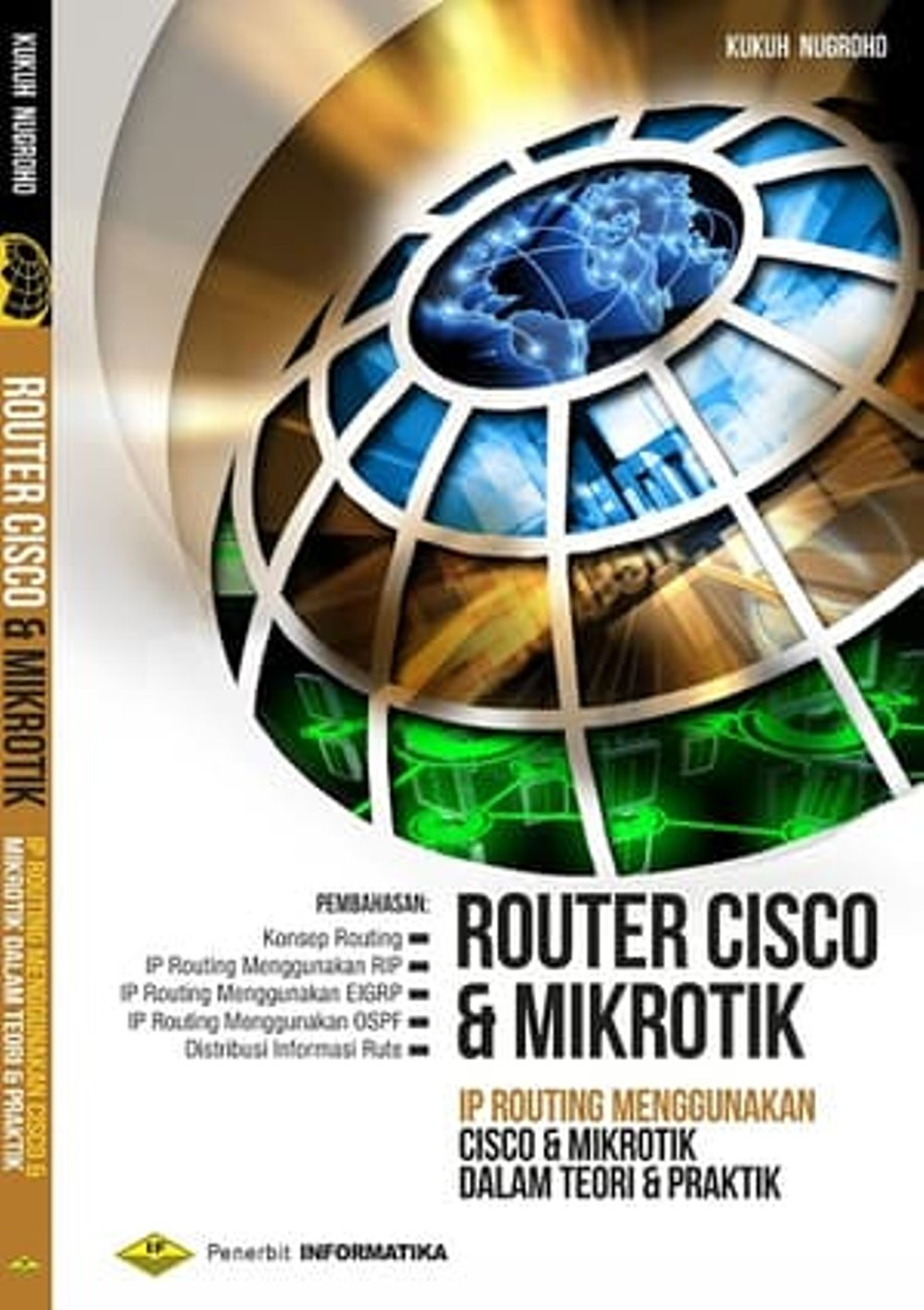 Router Cisco Dan Mikrotik