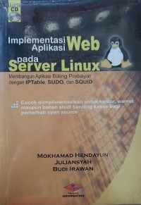 Image of Implementasi Aplikasi Web Pada Server Linux
